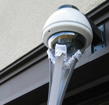 CCTV CAMERA CLEANING